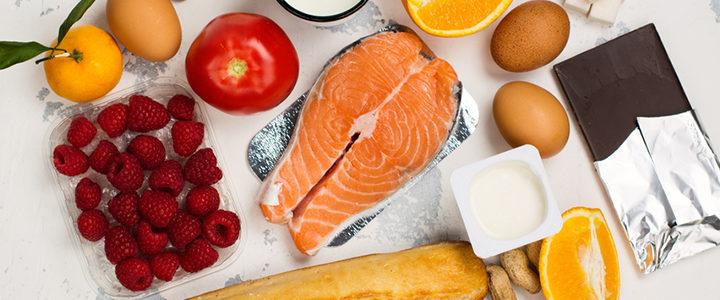 Пищевые аллергии симптомы