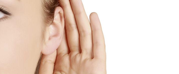 Отчего снижается слух?